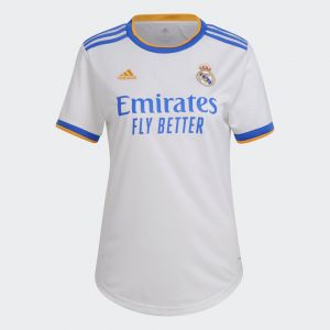 Real Madrid Womens Jersey