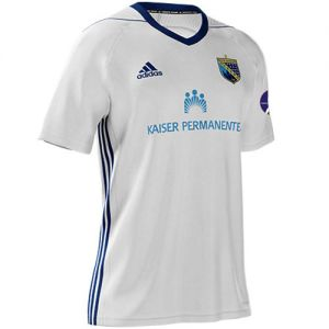adidas San Diego Sockers Third Authentic Jersey 18/19