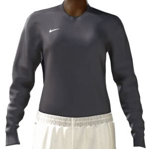 Nike Women's Custom Long Sleeve Goalkeeper Jersey - Anthracite