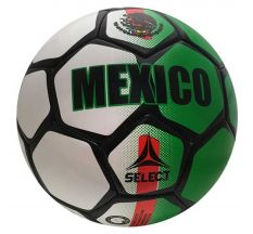 Select 2018 World Cup Mexico Ball - Green/White/Red