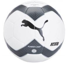 Puma Power Camp 2.0 Soccer Ball - Black/White