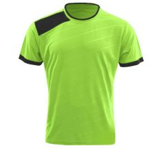 Town Jersey - Lime Green/Black