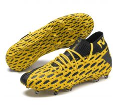 Puma Future 5.1 Netfit FG/AG - Ultra Yellow/Puma Black
