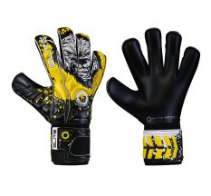 Elite Jr Hunter MD Glove - Black/Yellow