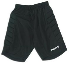 Reusch Cotton Bowl Goalkeeper Shorts - Black
