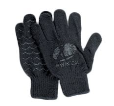 Kwik Goal Field Player Gloves - Black