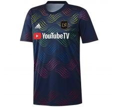 adidas LAFC Pre-Match Pride Jersey - Navy