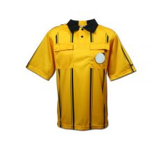Kwik Goal Premier Referee Jersey - Yellow
