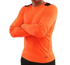 Solo Goalkeeper Jersey - Fluorescent Orange