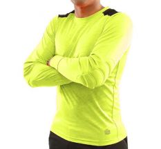 Solo Goalkeeper Jersey - Fluorescent Yellow