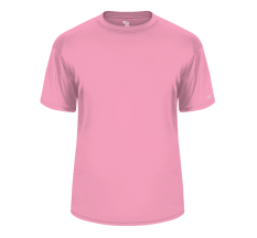 Badger B-Core Youth Tee- Pink