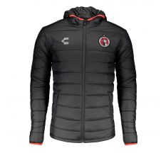 Charly Club Tijuana Xolos Winter Jacket - Oxford/Red