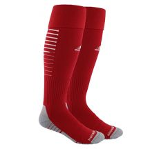 adidas Team Speed II Sock - Red/White