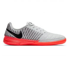 Nike Lunar Gato 2 IC - Platinum Tint/Black/Bright Crimson