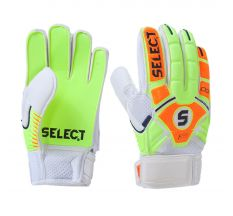SELECT 03 Youth Guard Goalkeeper Glove - Yellow/Orange