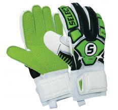 Select 33 Hard Ground Goalkeeper Gloves - Lime