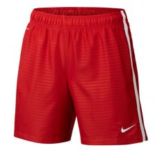 Nike Women's Max Graphic Shorts NB - Red/White
