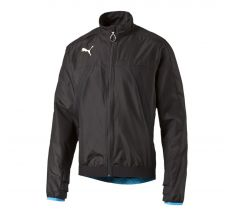 Puma IT evoTRG VENT THERMO-R Jacket - Black/Atomic Blue