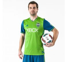 adidas Seattle Sounders Home Jersey 2016