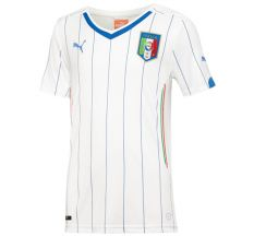 Puma Youth Italy Away Jersey 2014