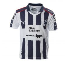 Puma Youth Monterrey Home Jersey 16/17