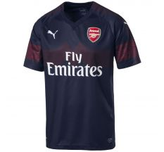 Puma Arsenal Away Jersey 18/19 - Peacoat/High Risk Red