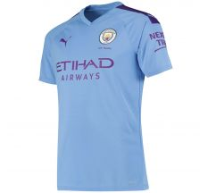 Puma Manchester City Home Authentic Jersey 19/20