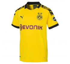 Puma Youth Borussia Dortmund Home Jersey 19/20
