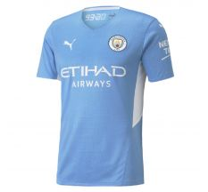 Manchester City FC Home Authentic Jersey 21/22