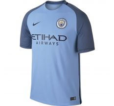 Nike Manchester City Home Stadium Jersey 16/17