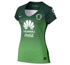 Nike Women's Club America Third Stadium Jersey 2017