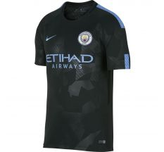 Nike Manchester City Third Jersey 17/18 - Outdoor Green/Field Blue