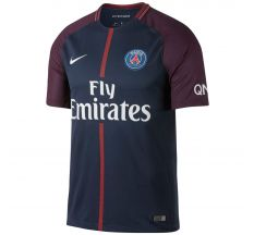 Nike Paris Saint-Germain Home Jersey 17/18 - Midnight Navy/White