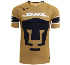 Nike Pumas Third Jersey 17/18 - Truly Gold/White/Obsidian