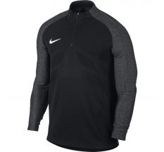 Nike Aeroswift Strike Drill Top - Black/Black/White