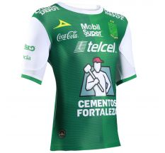 Pirma Leon Home Jersey 17/18 - Green/White