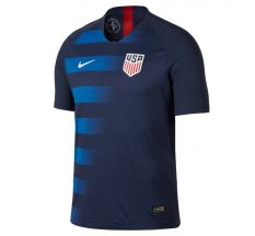 Nike USA Away Jersey 2018 - Midnight Navy/Blue Nebula