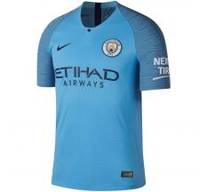 Nike Manchester City Home Match Jersey 18/19