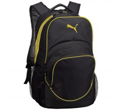 Puma Teamsport Formation Ball Backpack - Black/Yellow