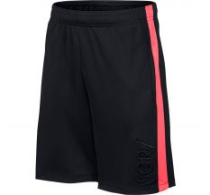 Nike Youth Academy Dry Shorts CR7 Ch. 7: Built on Dreams - Black/Hot Punch