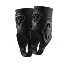 G-Form Pro Ankle Guards- Black/Black