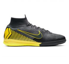 Nike Mercurial SuperflyX 6 Elite IC - Anthracite/Opti Yellow