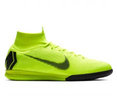 Nike Mercurial Superflyx 6 Elite IC - Volt/Black