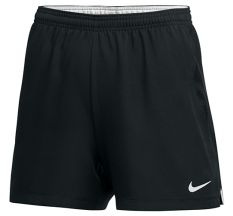 Nike Women's Laser IV Short - Black/White