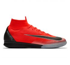 Nike Mercurial Superflyx 6 Elite IC CR7 Ch. 7: Built on Dreams - Flash Crimson/Black Chrome