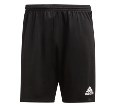 adidas Youth Parma 16 Shorts - Black/White