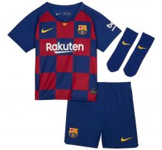 Nike Infant Barcelona Home Kit 19/20
