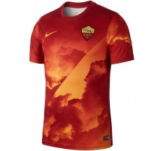 Nike AS Roma Pre-Match Top 19/20 - University Gold