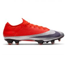 Nike Mercurial Vapor 13 Elite FG - Max Orange/Abyss/Metallic Silver
