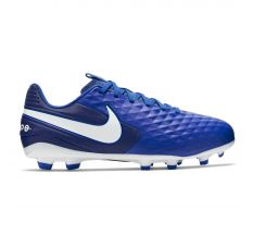 Nike Jr Tiempo Legend 8 Academy MG - Hyper Royal/White